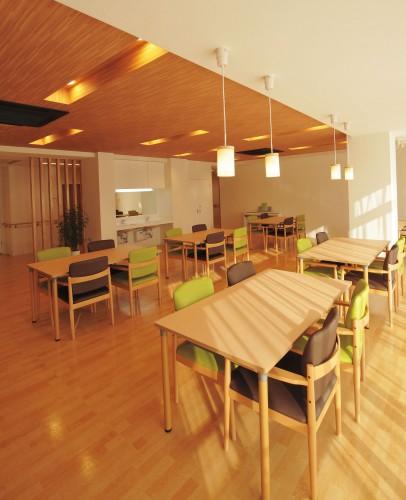 施設食堂テーブルチェア ABEILLE_5N_no_3