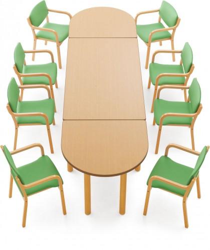 施設食堂テーブルチェア クレプトW_B70_8_クレプトM_ts