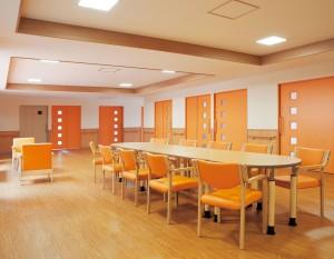 施設食堂テーブルチェア LISCA_A_5NL_no