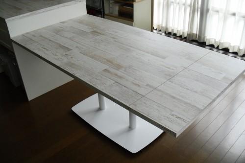 エクステンションテーブル・バタフライ