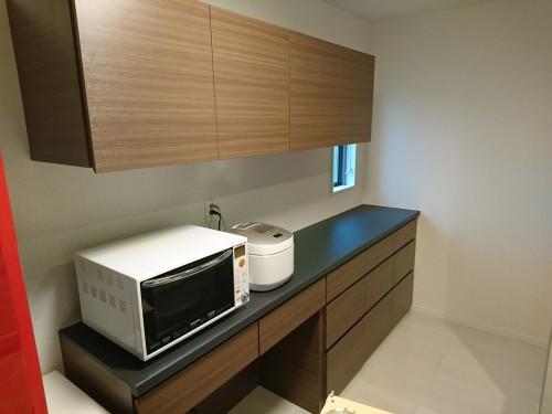 キッチン食器棚